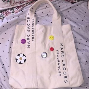 Marc Jacobs travel bag